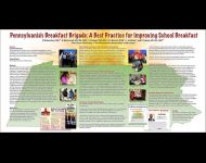 PA's Breakfast Brigade: A Best Practice for Improving School Breakfast